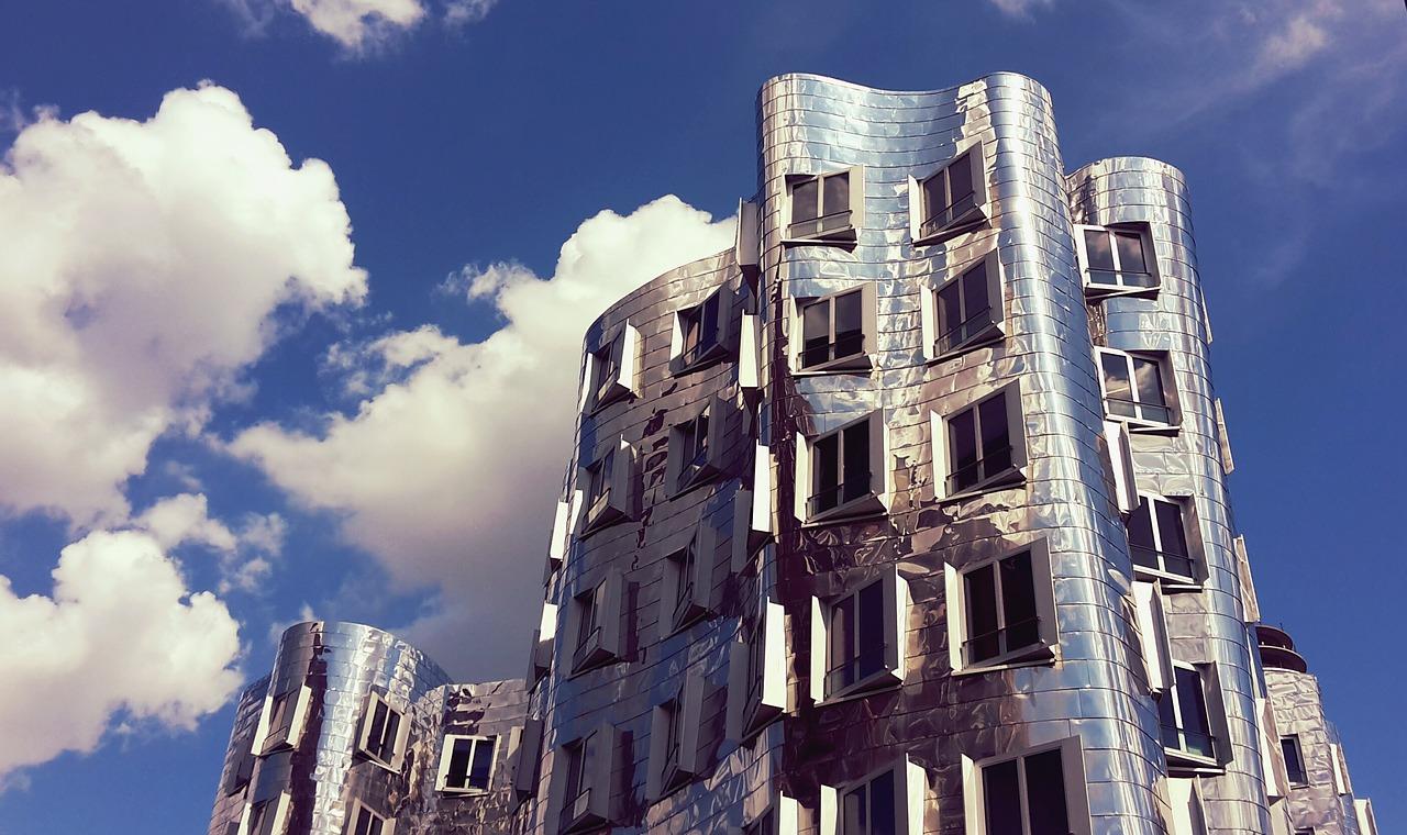 The Most Beautiful Buildings In Dusseldorf