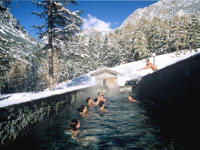 Italy\'s Best Natural Hot Springs