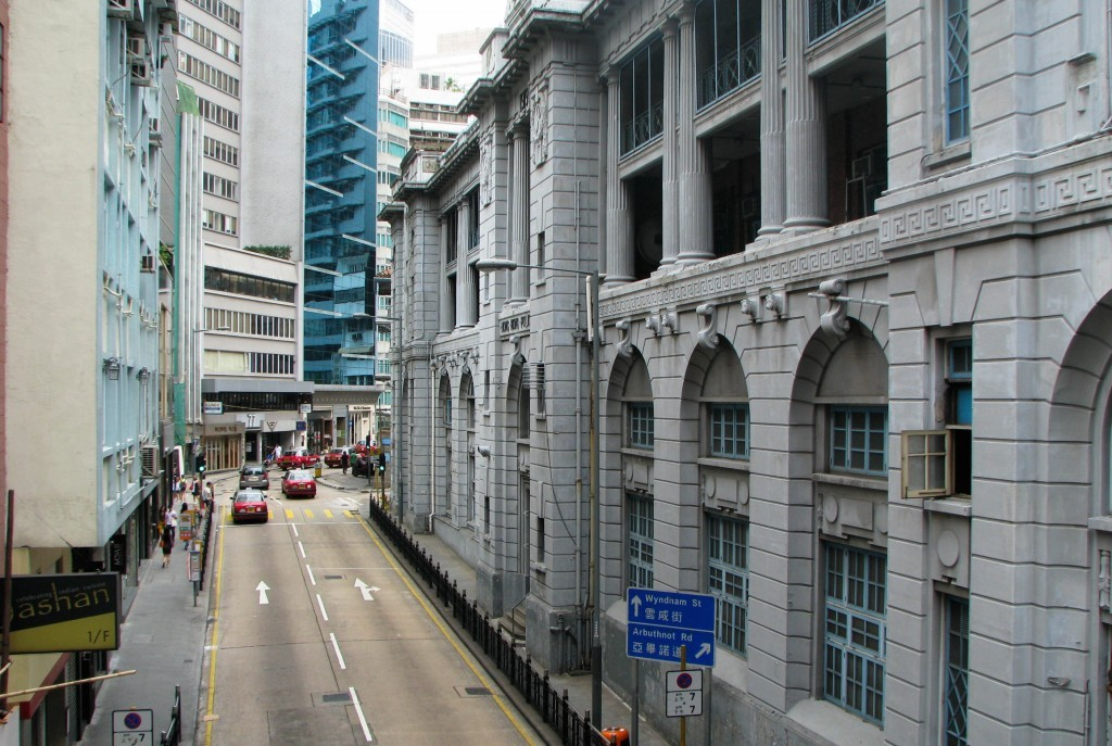 10 Colonial Buildings In Central Hong Kong