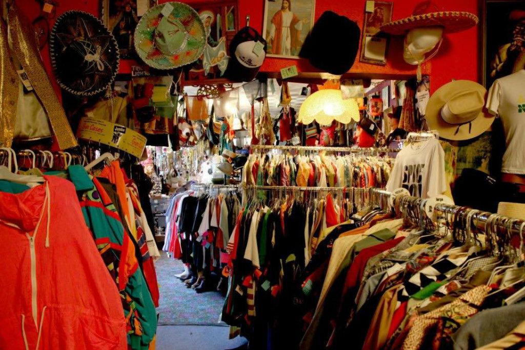 thrift shop in saigon ladies garments shop near me