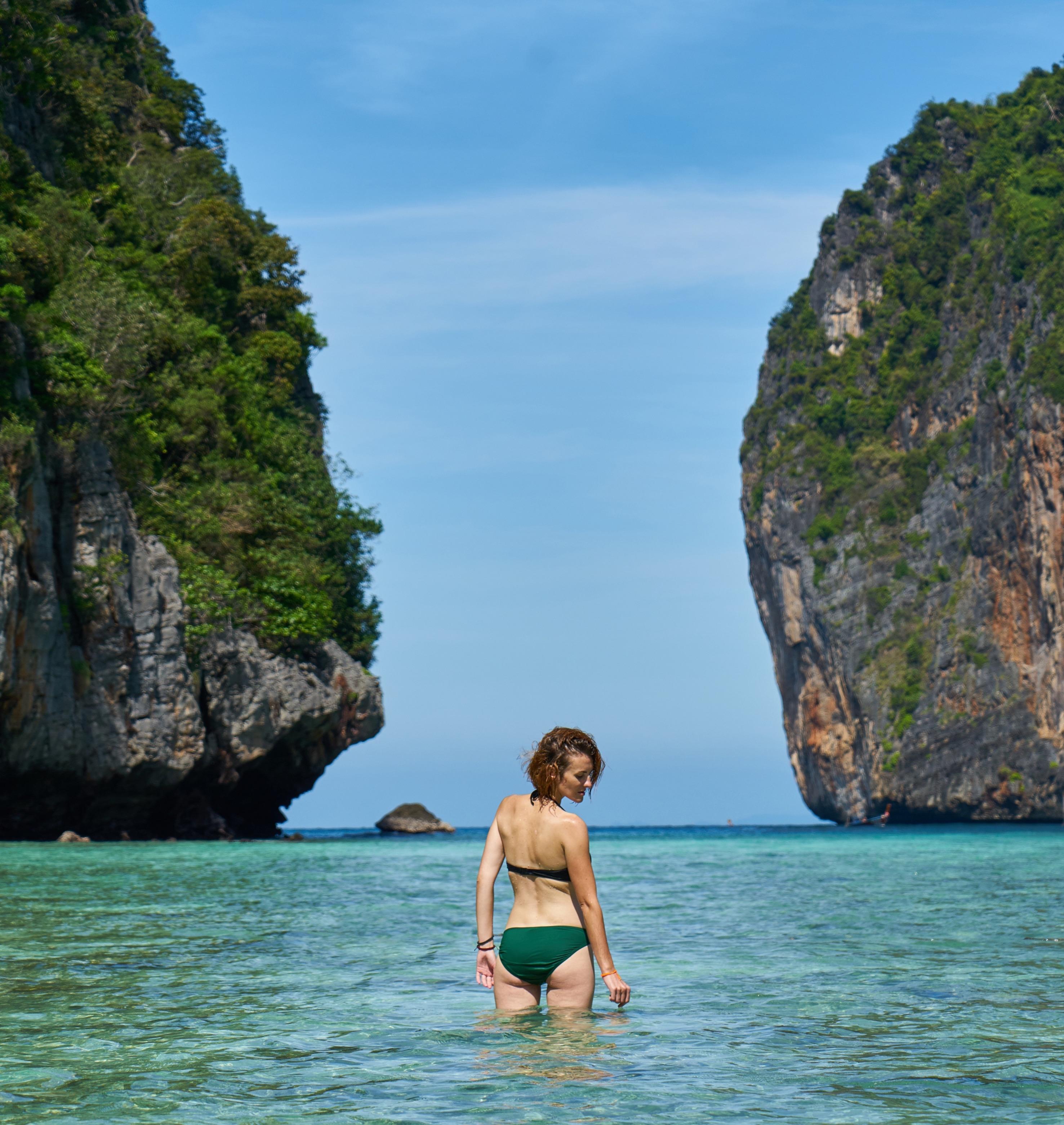 Maya Bay From Leonardo Dicaprio S The Beach To Close Due Too Many Tourists