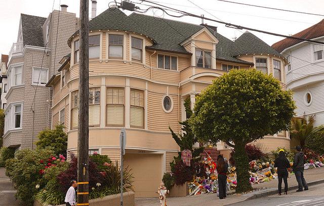 A Look Inside Robin Williamss San Francisco Bay Area