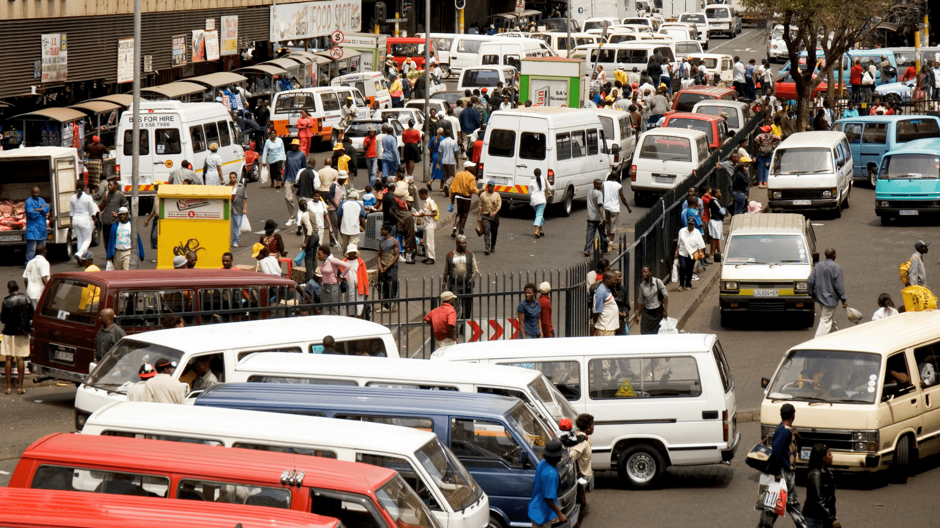How to Navigate Transport in South Africa