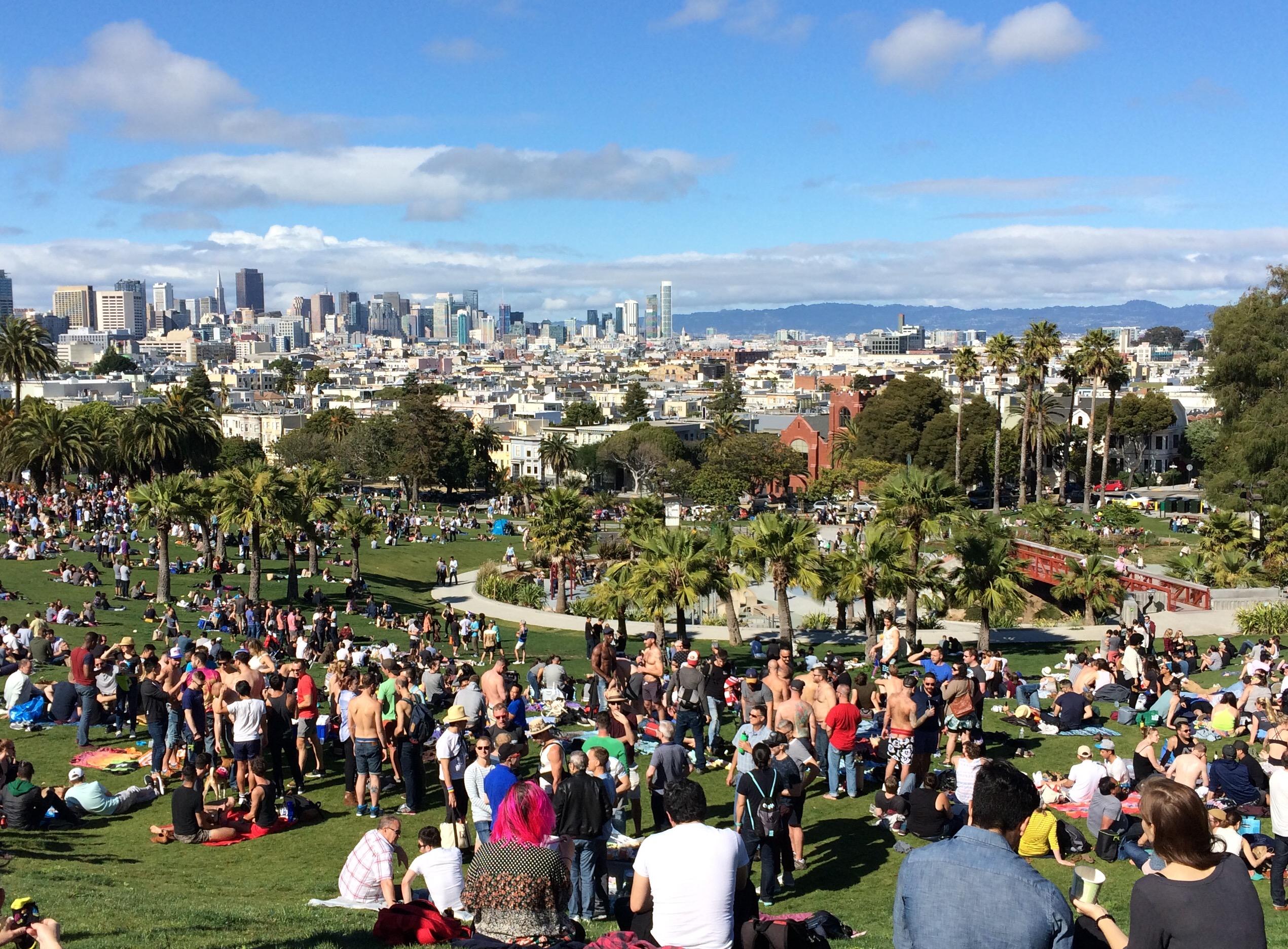 The 10 Best Walks In San Francisco California