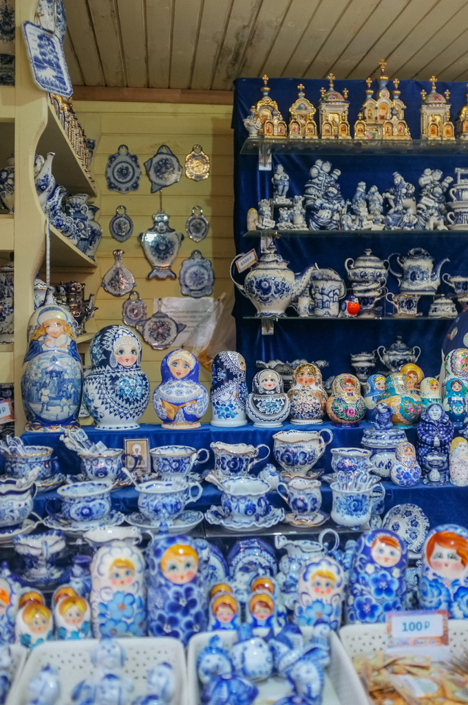 moscow sites to see