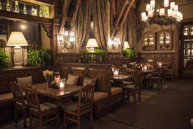 Restaurants Warsaw In Best