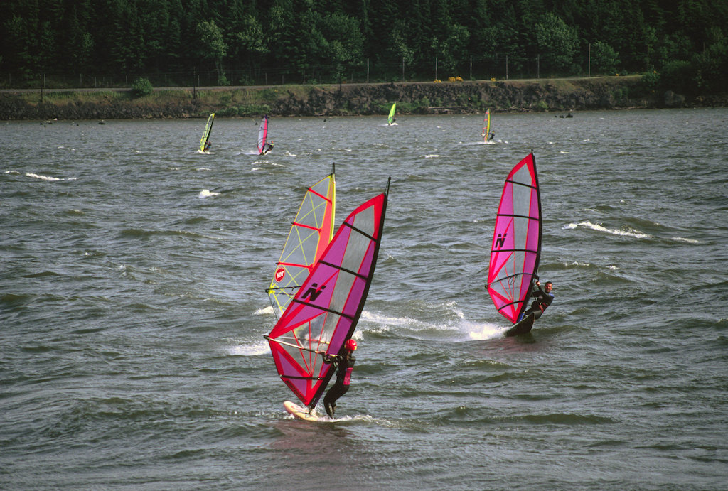 Why This Oregon Town is the Windsurfing Capital of the World