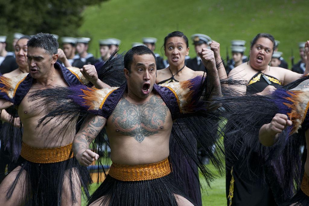 Risultati immagini per haka dance