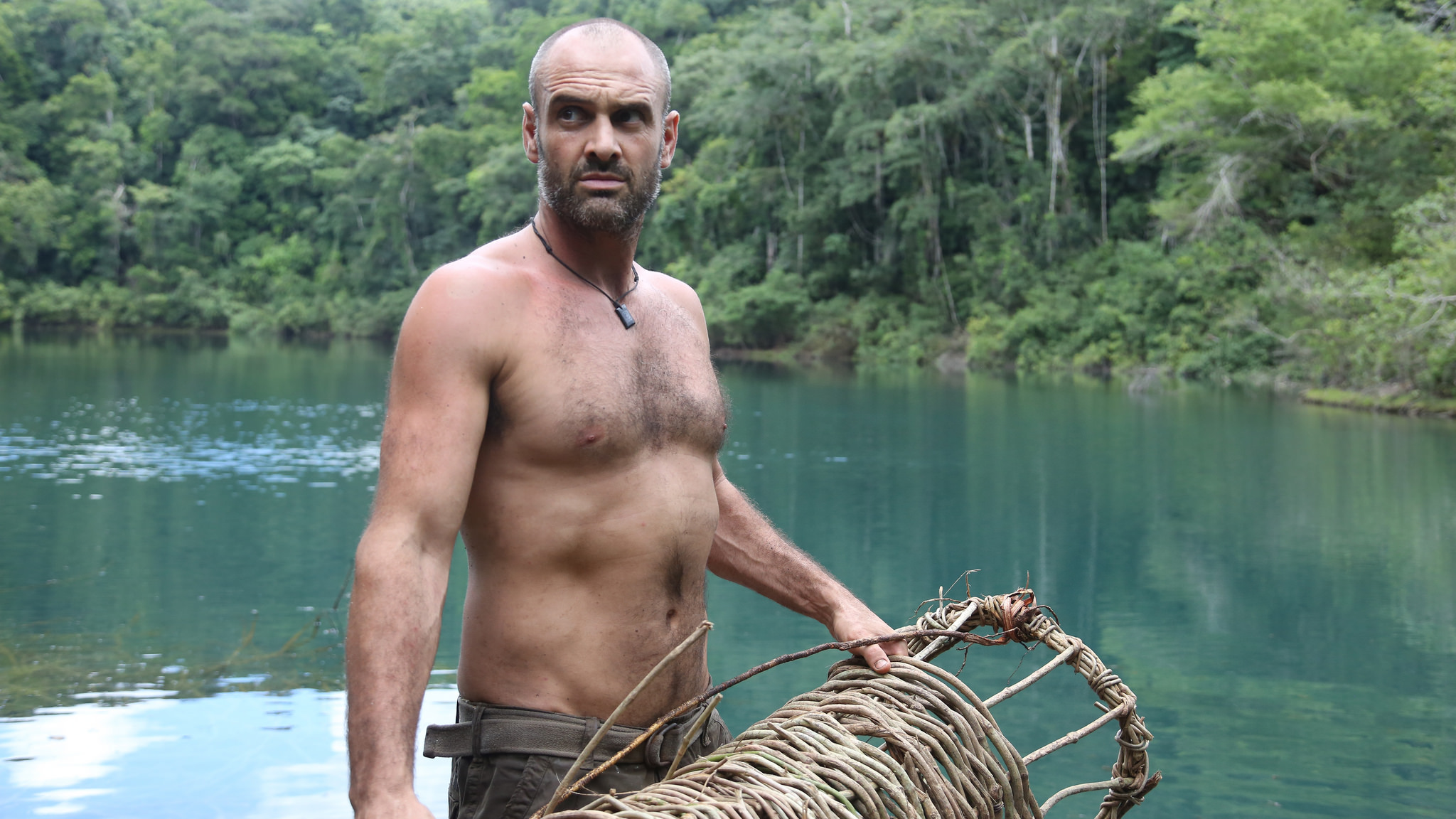 ed stafford into the unknown west papua