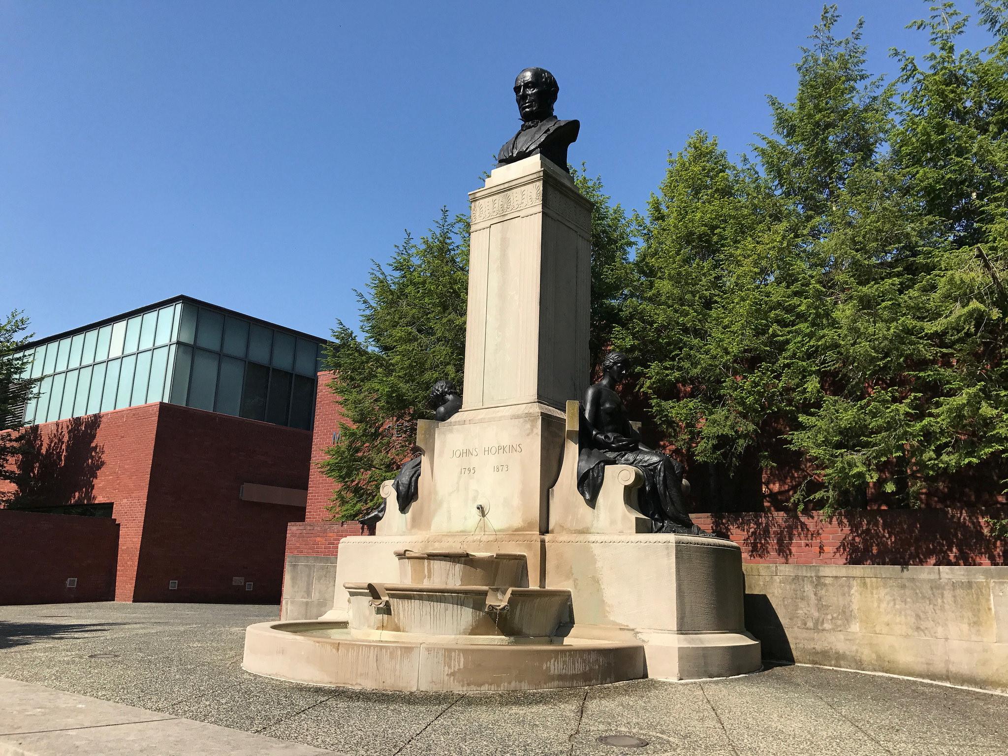 A Brief History of Johns Hopkins University