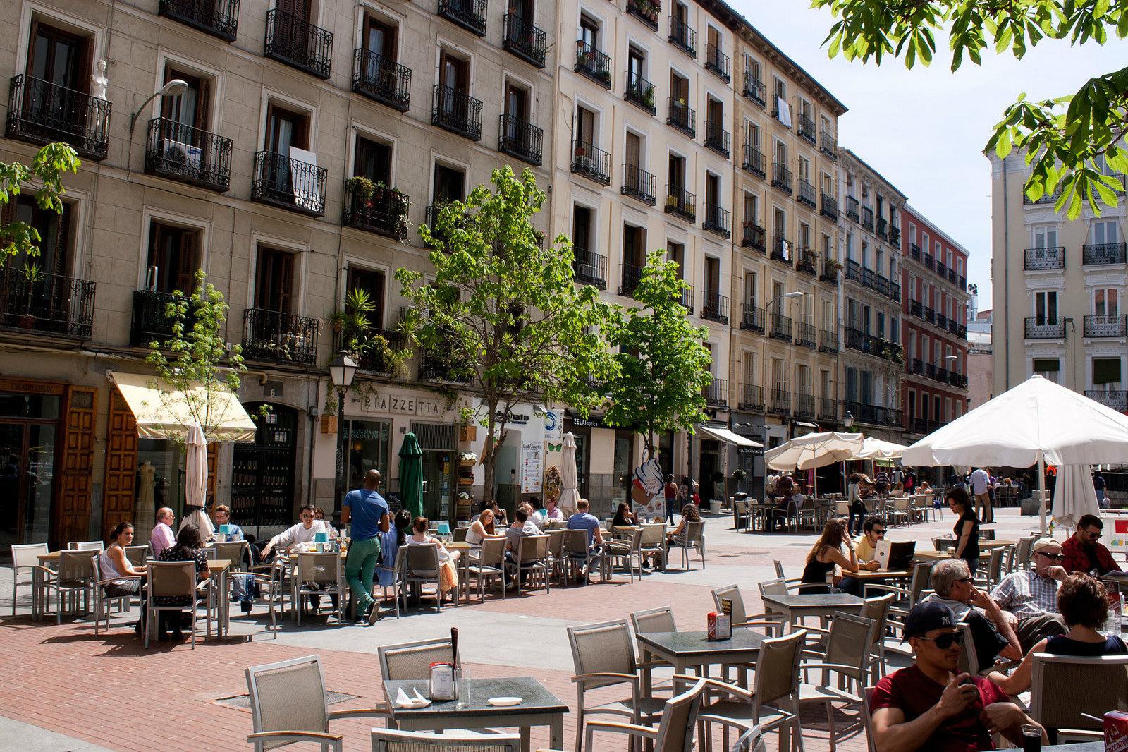 The Trendiest Neighbourhoods in Madrid