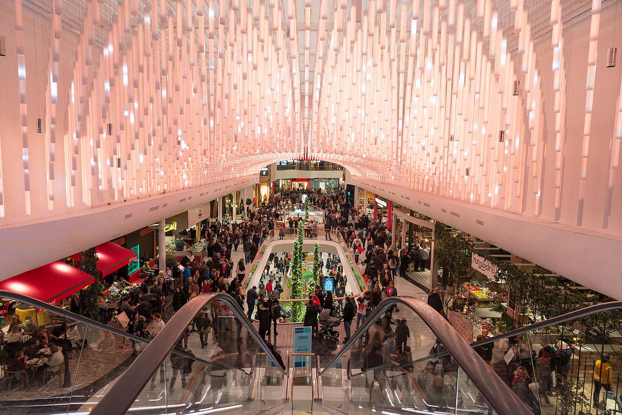 stockholm shopping mall