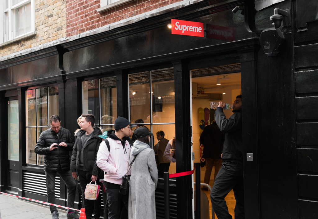 2fe562882ec207 The Coolest Sneaker Shops in London