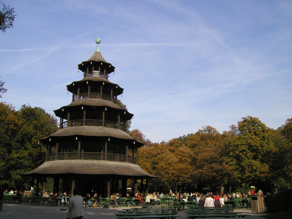 The 10 Best Beer Halls And Beer Gardens In Munich