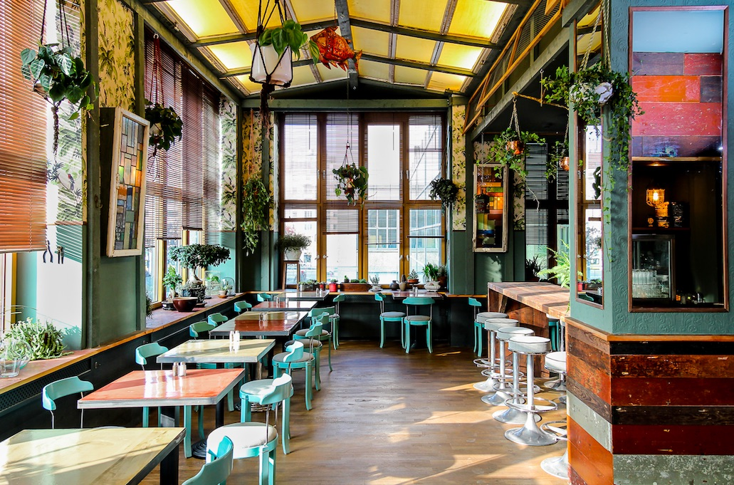 The Best Contemporary Restaurants in Berlin