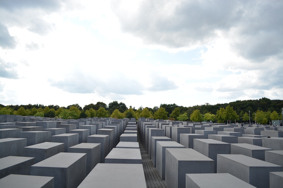 A Tour Of The WW2 and Cold War Relics In Berlin