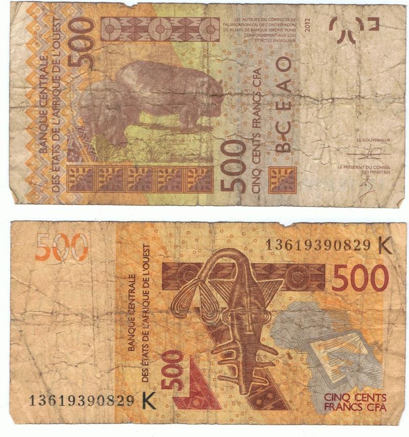 Cfa Explaining Congolese Francs