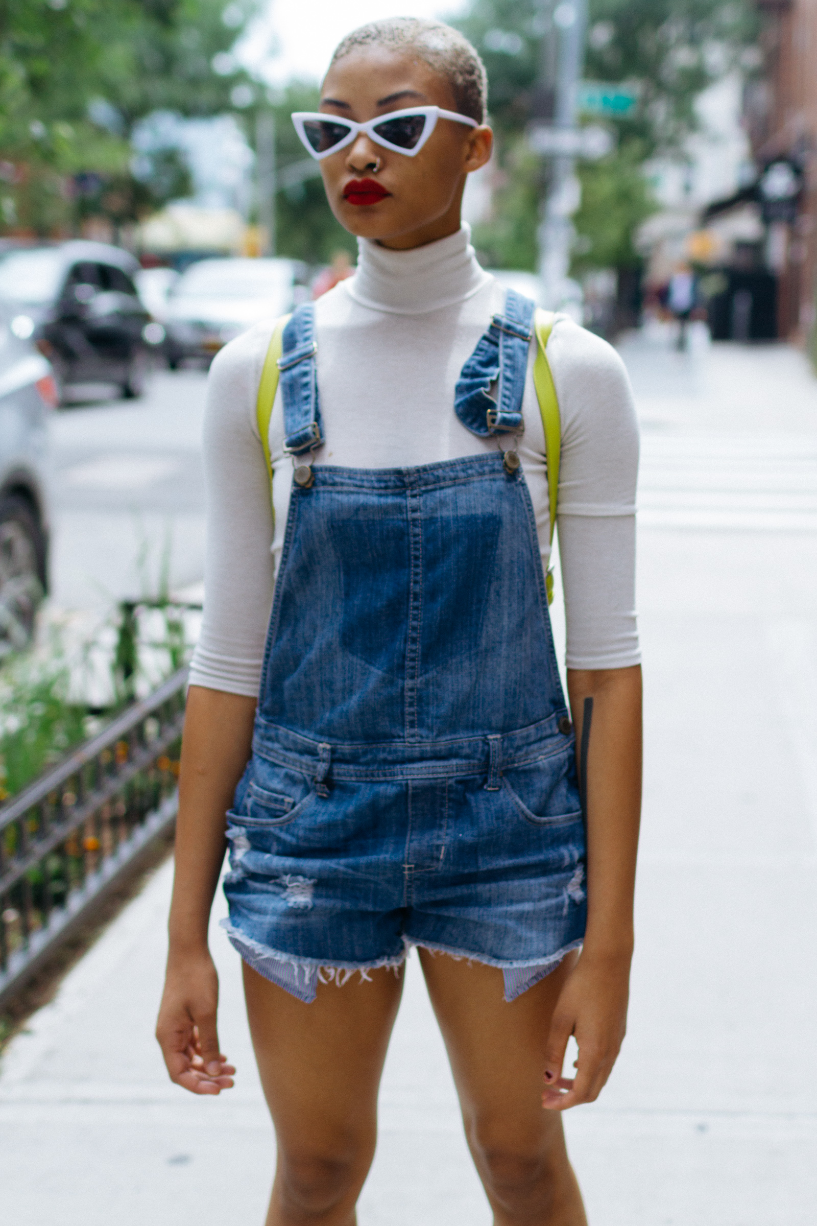 Summer Street Style in NYC's Williamsburg