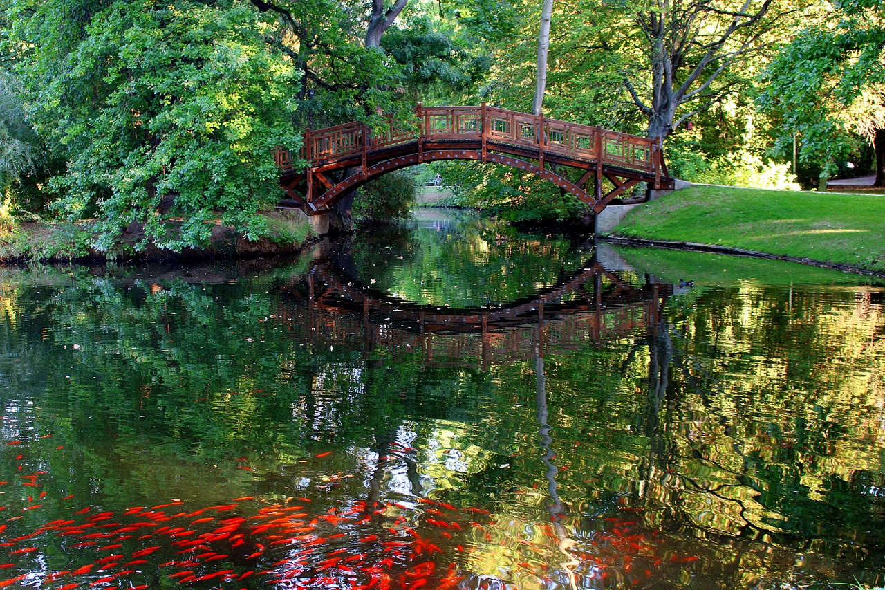 The Most Beautiful Parks and Gardens in Leipzig
