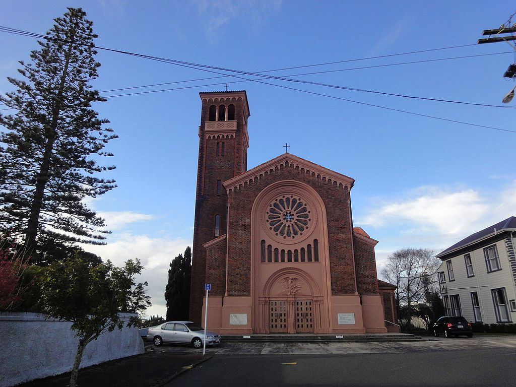 The 10 Most Beautiful Churches in Auckland, New Zealand
