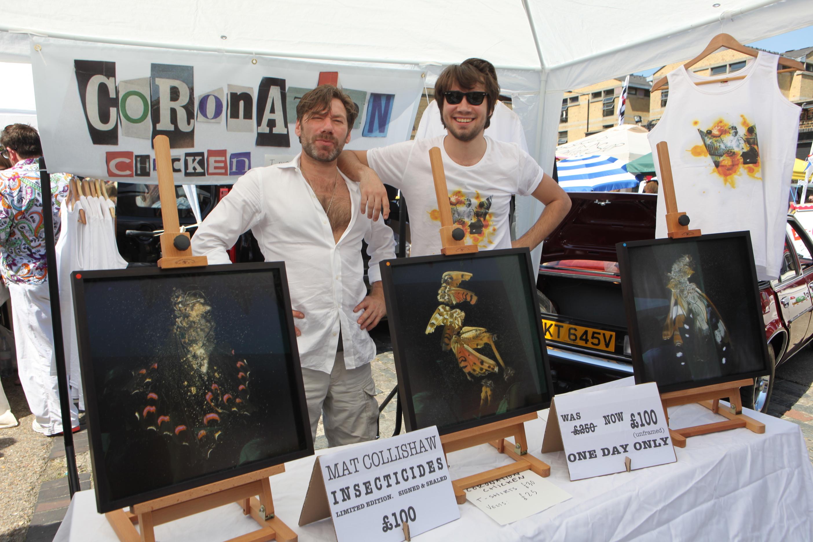 Don T Miss The Art Car Boot Fair In King S Cross