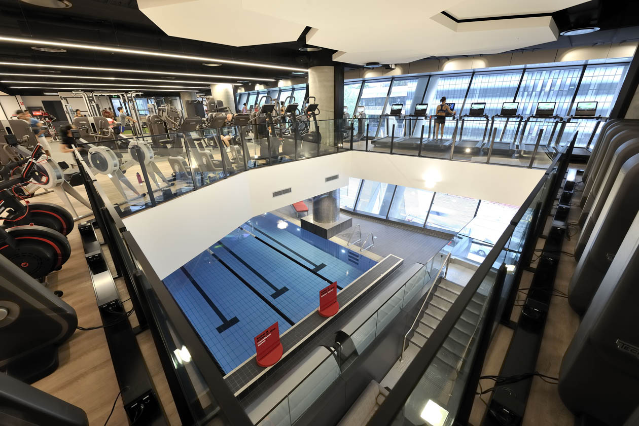 Stay fit gym melbourne