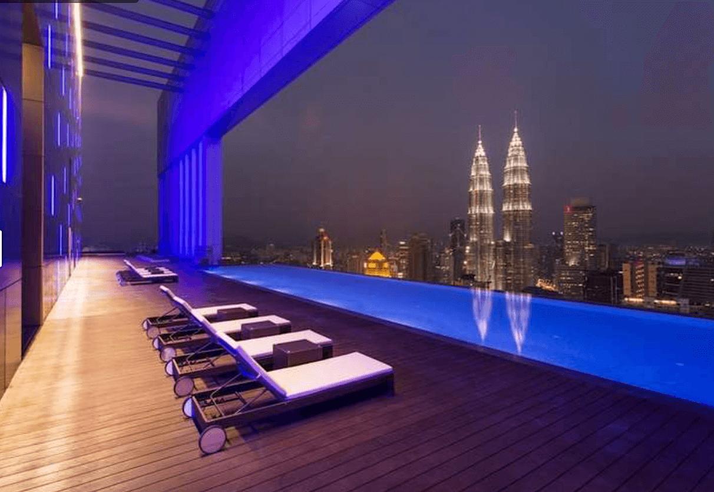 The 16 Best Infinity Pools in Kuala Lumpur