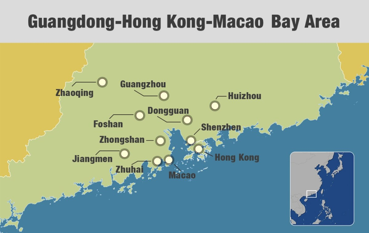 Image of: What Is China S Greater Bay Area Plan