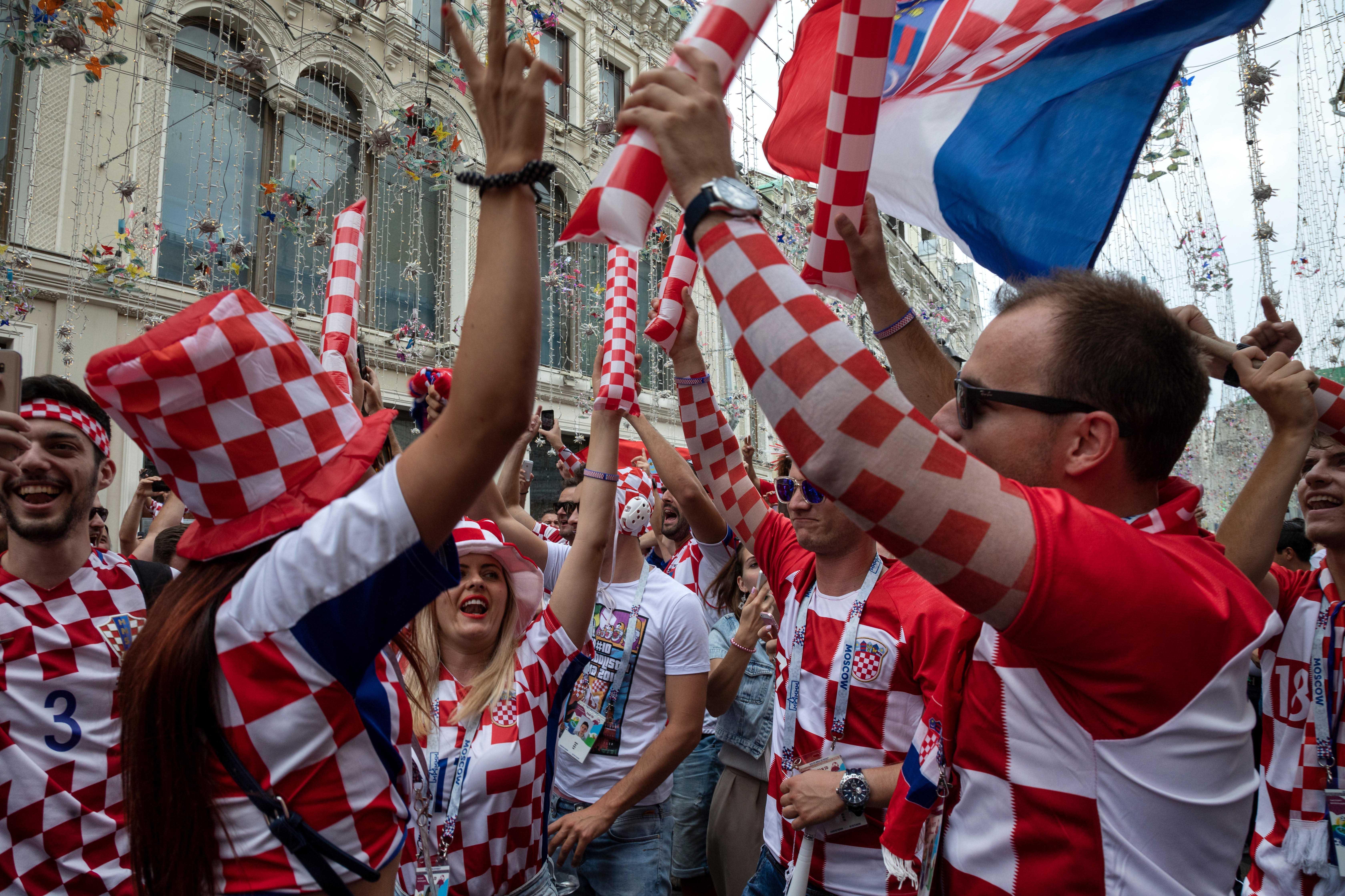 Beautiful croatians why are so Coast of