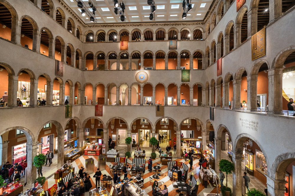 The Best and Most Exclusive Shopping Malls in Venice