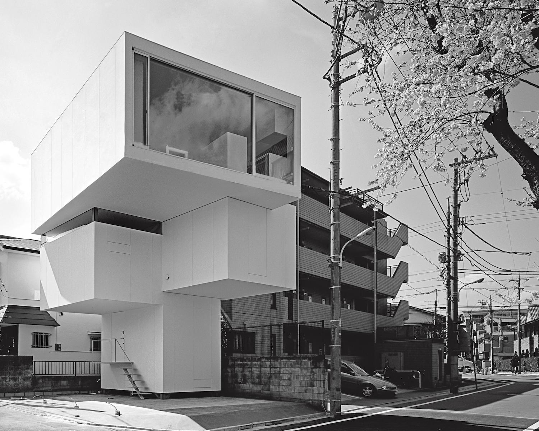 Tokyo's Intriguing Brutalist Architecture