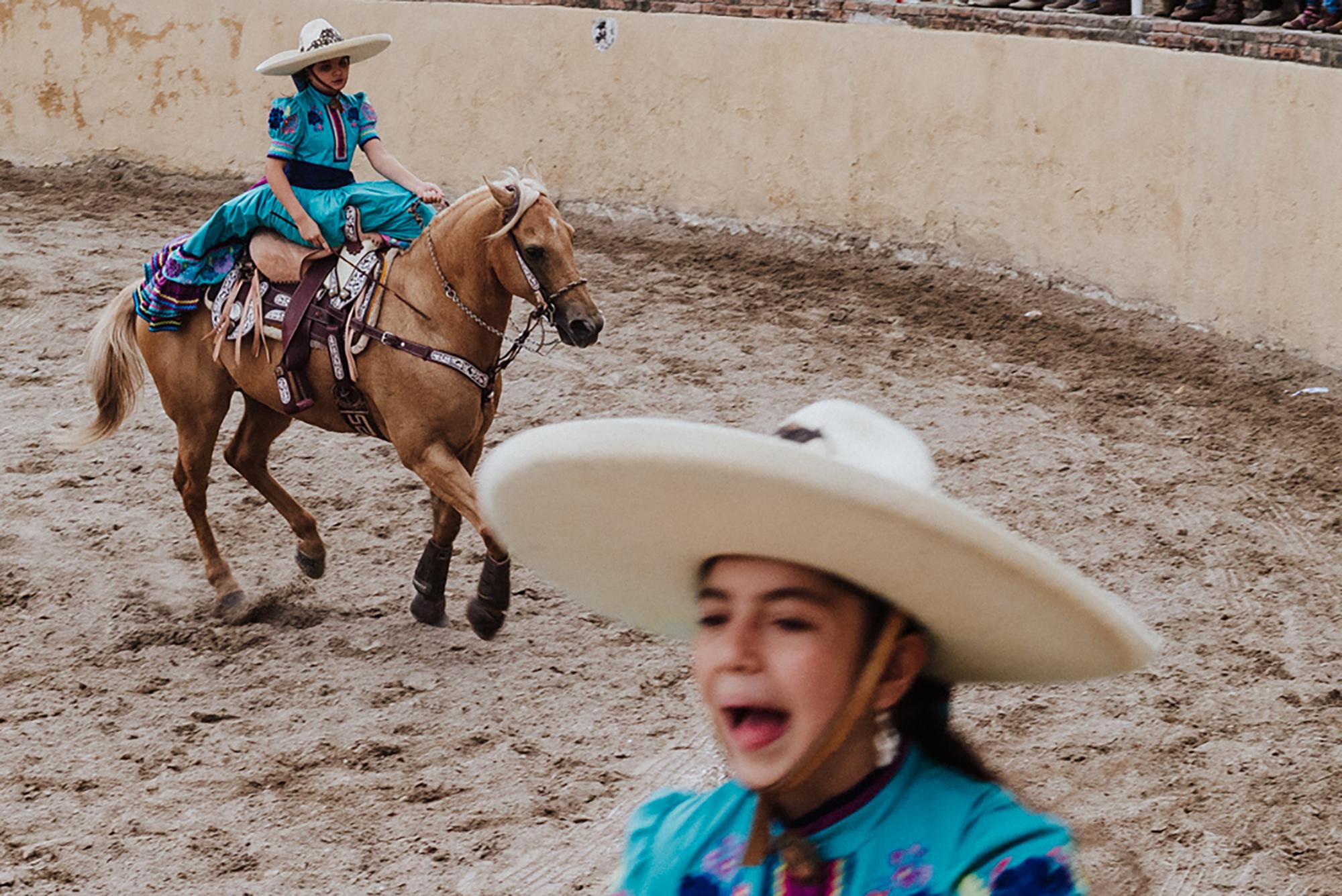 Escaramuzas The Female Rodeo Queens Of Mexico