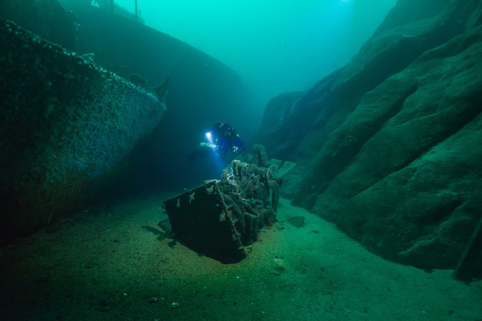 Image result for Skarberget diving