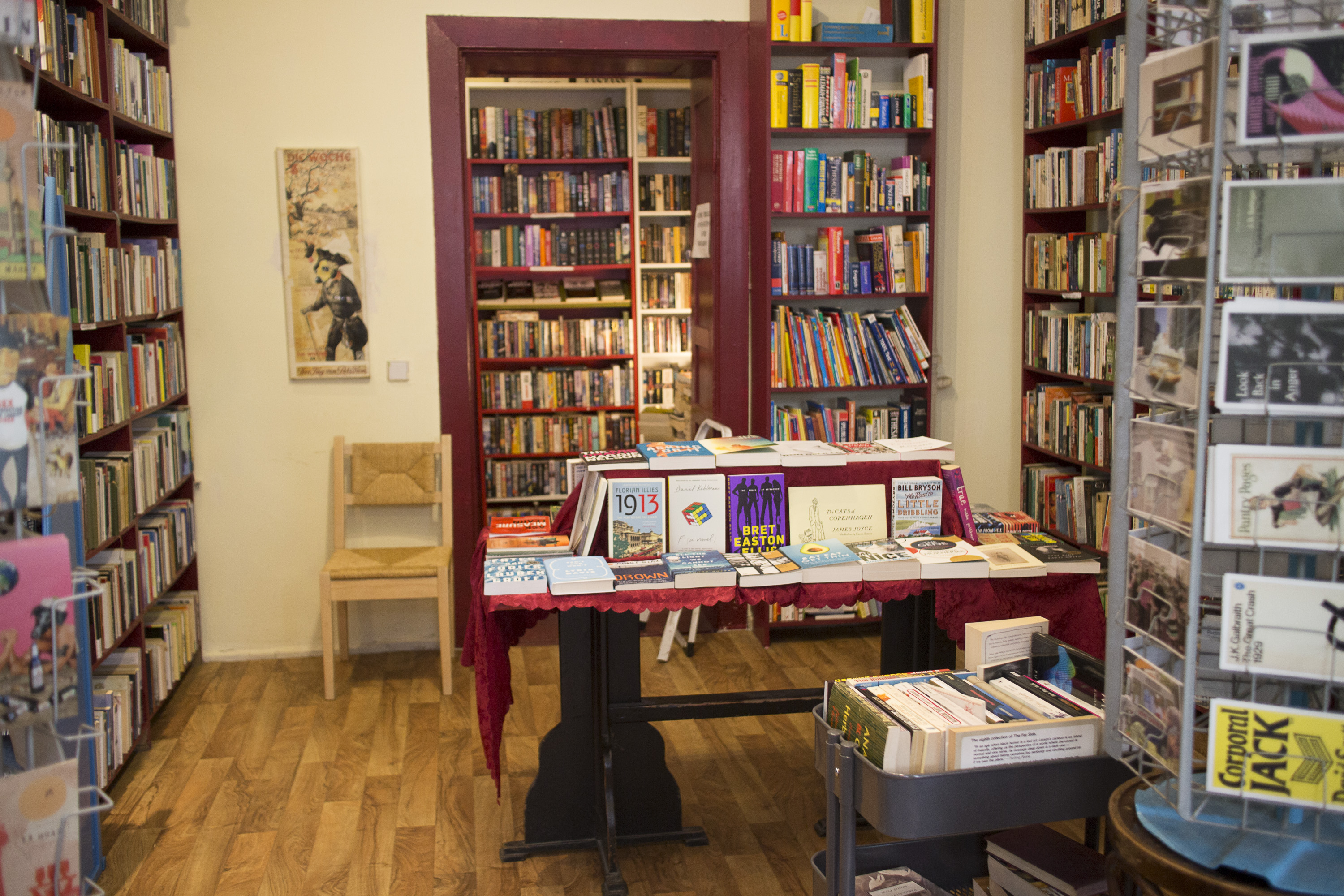 20 of the Best Independent Bookstores in Berlin