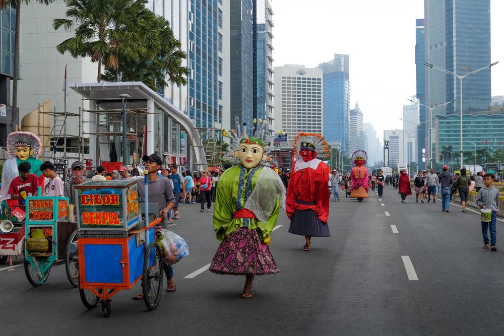 Indonesia's Congestion Problem: Why Jakarta Bans Cars on Sundays