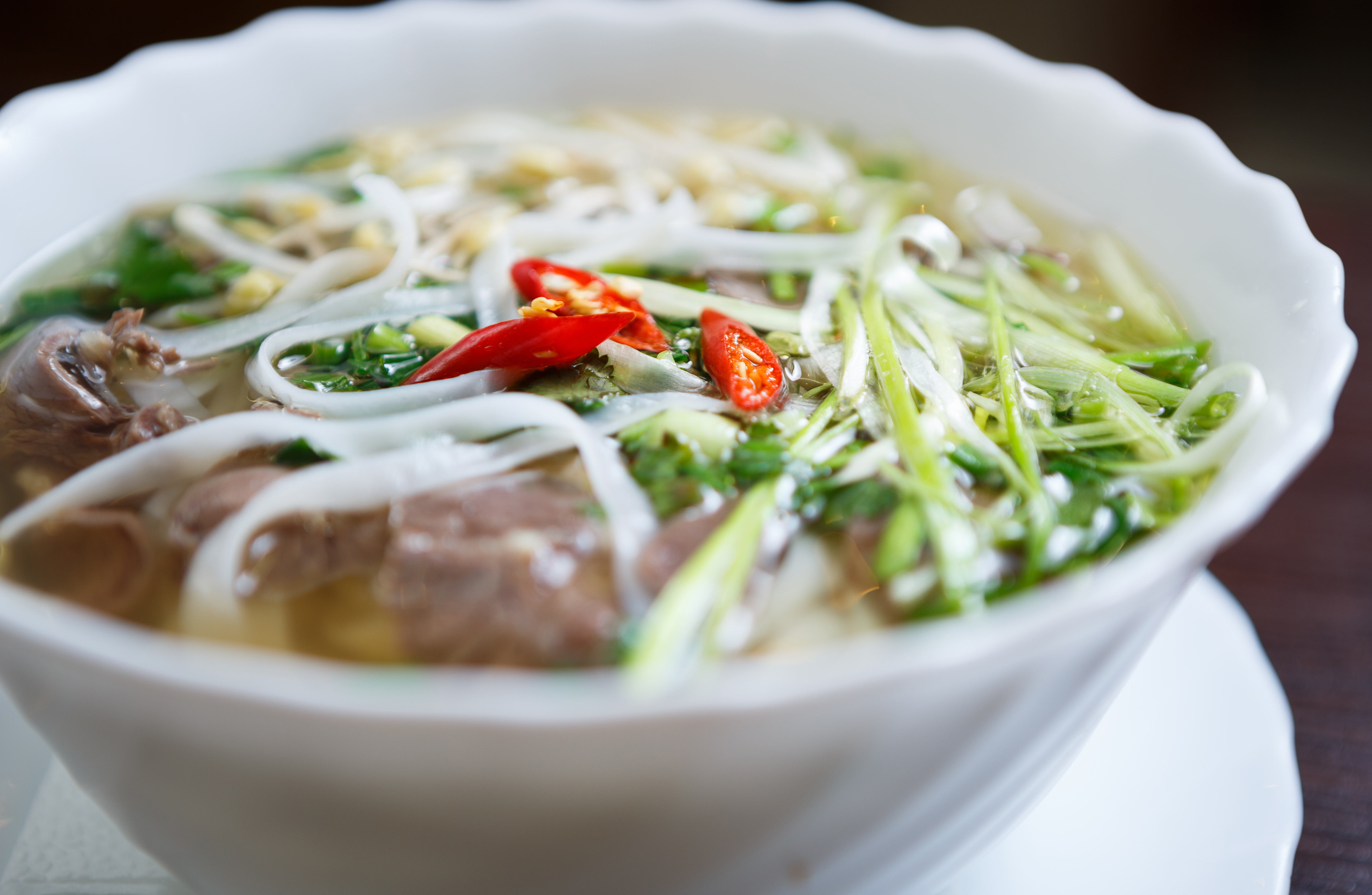 How to Eat Pho Vietnamese-Style