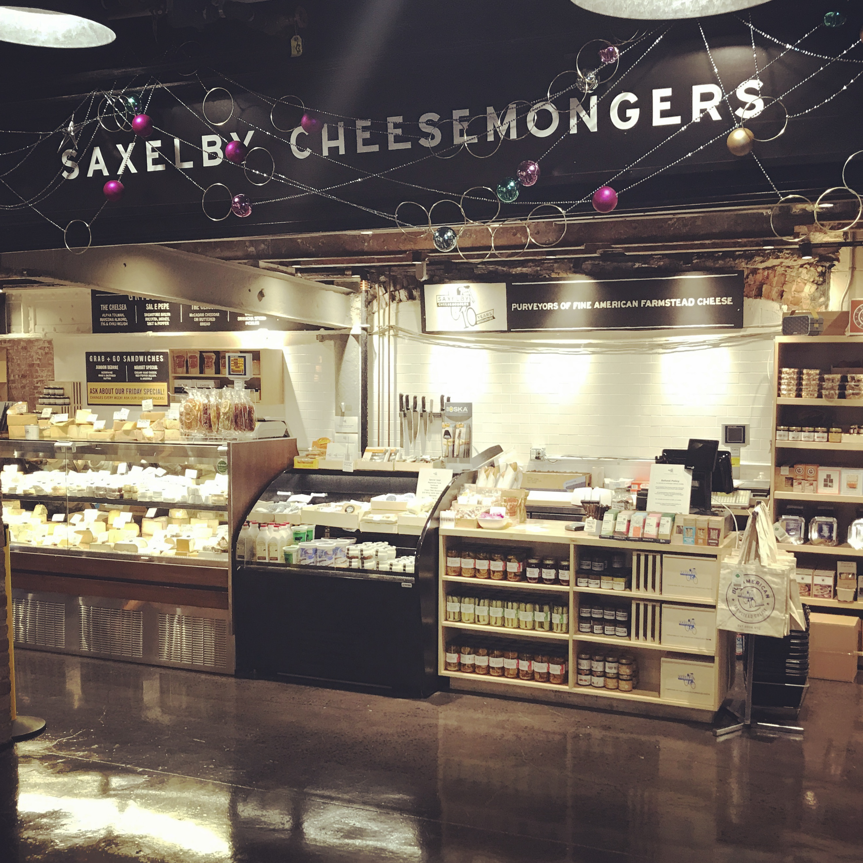 The 9 Best Shops in Chelsea Market, NYC