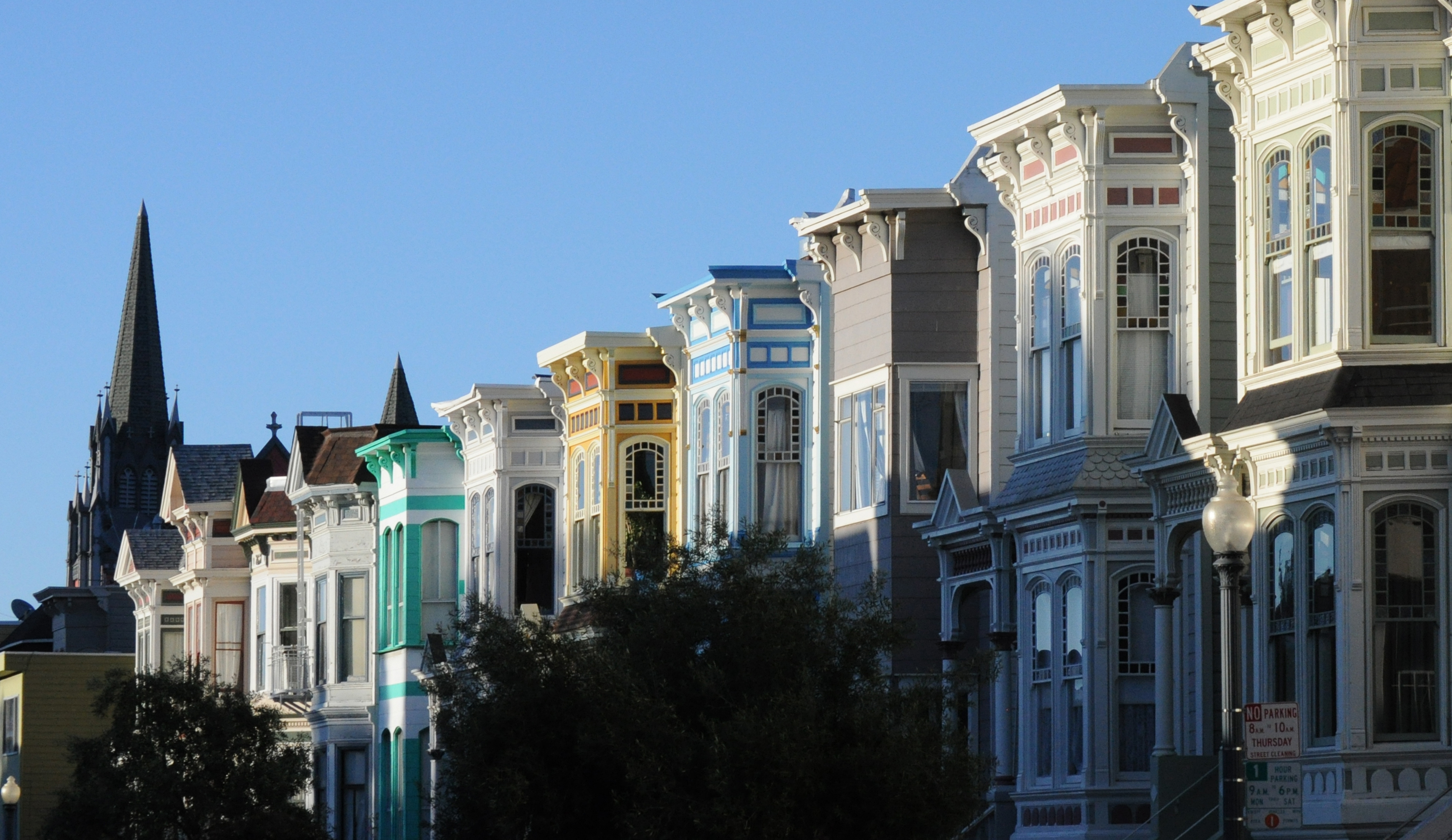 A Brief History Of Edwardian Homes In San Francisco And How To Spot Them