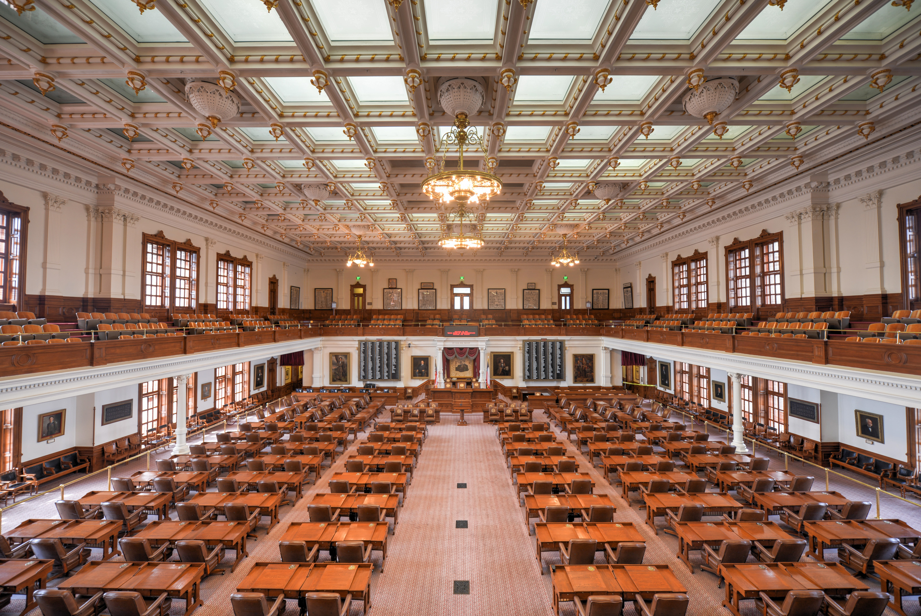 A Brief History Of The Texas State Capitol Building