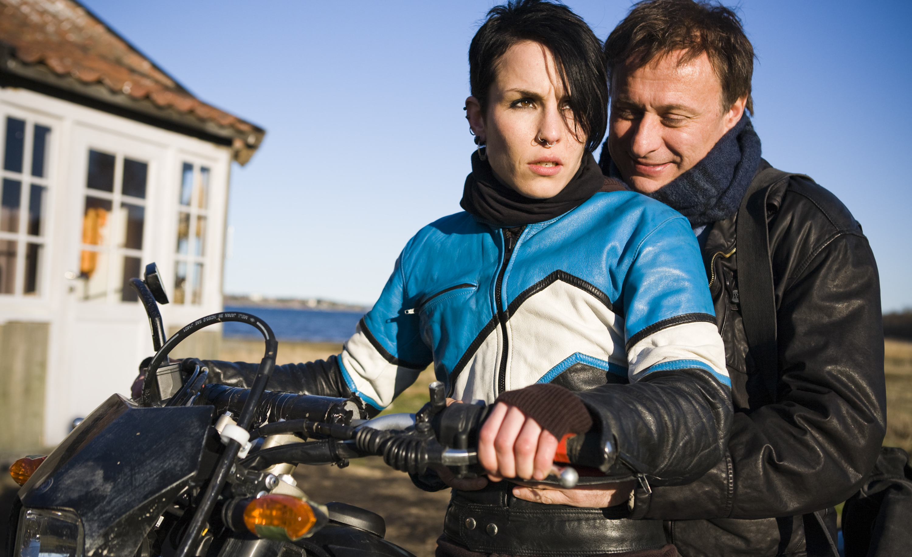 The Girl with the Dragon Tattoo - 2009
