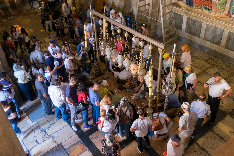 The Holy City: Celebrating Religious Festivals in Jerusalem