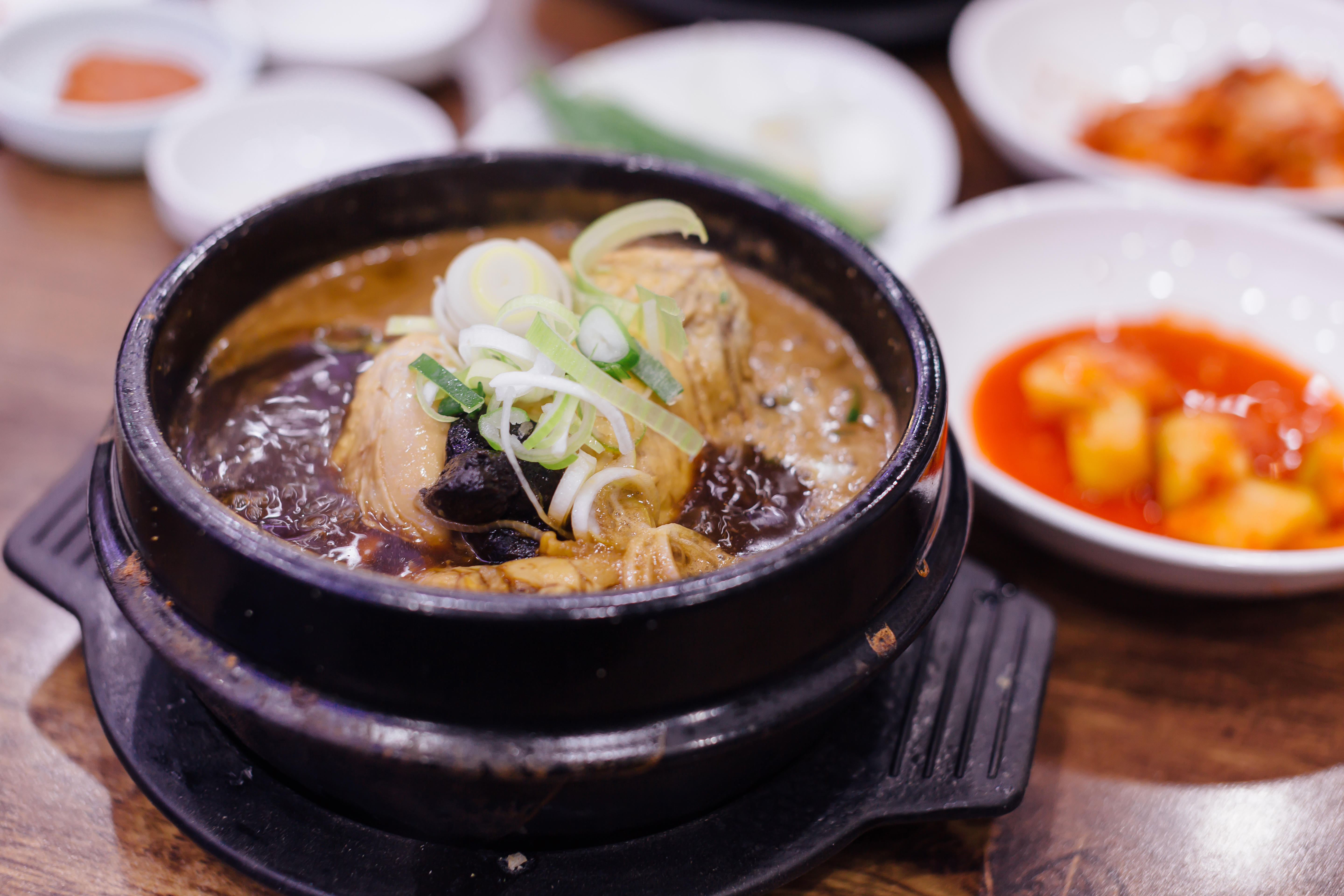 The Top 14 South Korean Foods To Try