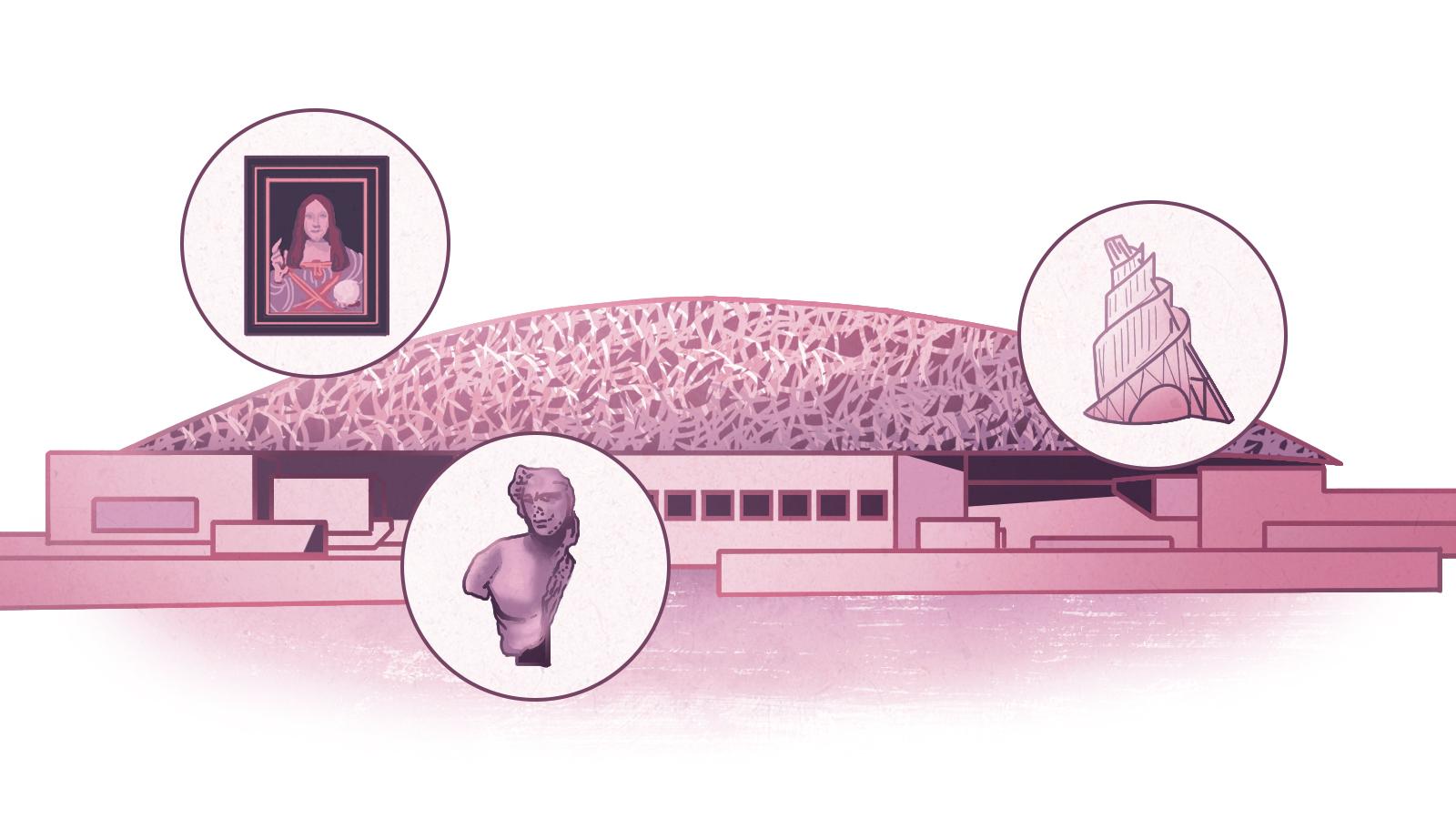 Inside The Development Of The Louvre Abu Dhabi