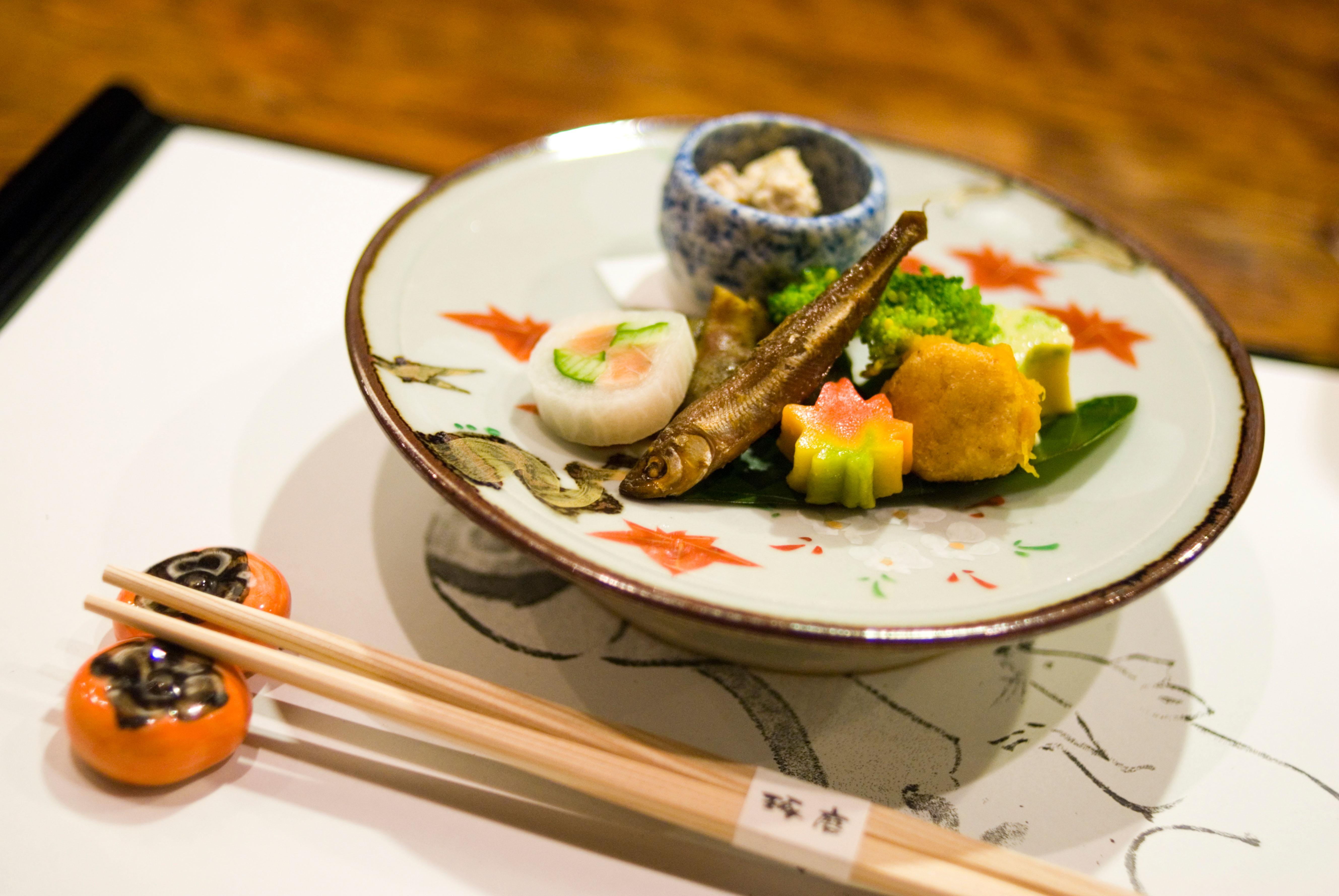 New Japanese Cuisine Ideas