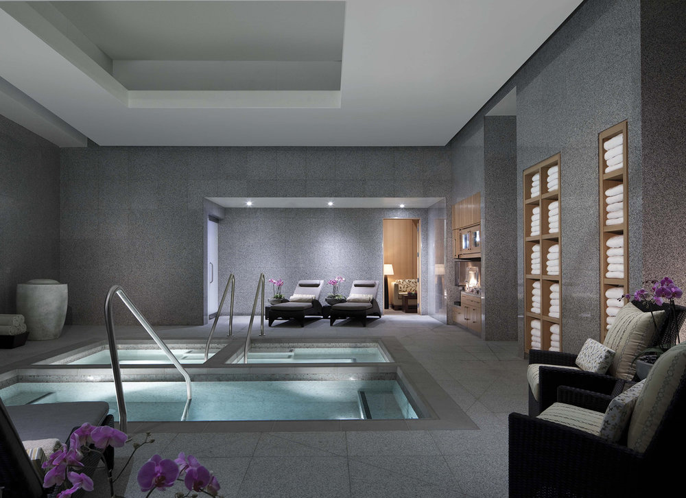 The Best Spa Hotels In Las Vegas